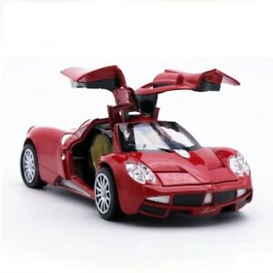 Pagani Huayra Coupe Sports Car 1:32 Scale Diecast Metal Model Kids Toy Vehicle