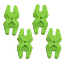 Pse Limb Gen-X Green Color Rubber Vibration Dampener 4 Pack 01318Gn #58916