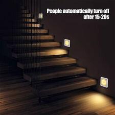 Night Light Smart Motion Sensor LED Night Lamp Battery Operated WC Bedside lamp
