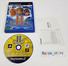 PS2 Age Of Empire II : The Age Of Kings PAL