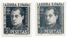 Sello Local Guerra Civil Falange Española Tradicionalista -Cat. Galvez 42a.