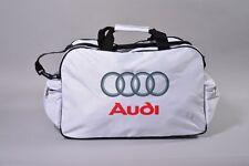 AUDI Fashion Men/Women's Canvas Travel Satchel Shoulder Bag Backpack School