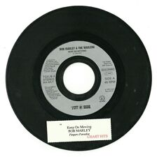 "BOB MARLEY & WAILERS Keep On Moving, 7""vinyl UK Jukebox promo single, TGXJB 4"