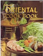 Sunset Oriental Cook Book (Chinese, Japanese, Korean) by Piper, M.R.