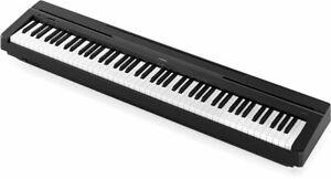 YAMAHA P-45 B PIANO DIGITALE 88 tasti pesati PROFESSIONALE , NUOVO IMBALLATO.