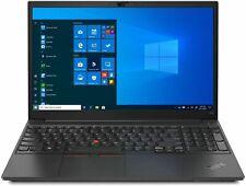 Lenovo ThinkPad E15 15.6in Intel i7-1165G7 512GB Ssd 16GB Ram Windows 10 Pro