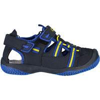 Los niños CMP trekking zapatos Shedir mid 39q4864