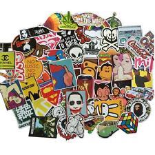 50 pcs Cartoon Anime Stickers Skateboard Graffiti Laptop Luggage Car Decals Mix