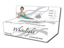Whitelight L-Glutathione Spray Sublingual Skin Whitening Lightening Bleaching