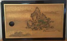 New listing 1 panel Japanese landscape fusuma
