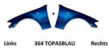 BMW 3 E46 Kotflügel 364  TOPASBLAU FACELIFT RECHTS+LINKS neu lack.  bj. 01-06