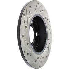 Disc Brake Rotor-Sedan Rear Left Stoptech 127.33057L