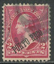 U.S. Possession Puerto Rico stamp scott 211 - 2 cent issue of 1900 - #14