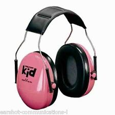 Peltor Kids Ear Defender Pink Free UK Mainland Next Day Delivery Mon-Fri Only