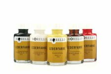 Morello Lederfarbe Farbe Lederfärber zum Leder färben 40 ml z1804