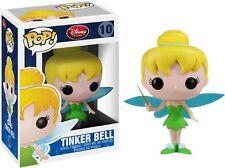 Funko Pop Disney Series 1 Vinyl Figure Tinker Bell One Size Green. Shipp