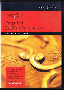 Pergolesi Lo frate´nnamorato-Ricardo Muti.