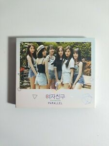 GFRIEND-PARALLEL (5TH MINI ALBUM) LOVE VERSION (Importación USA) CD NUEVO