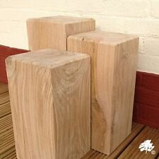 Solid Oak Beam Lamp Stand/Side Table 500mm x 250mm x 250mm