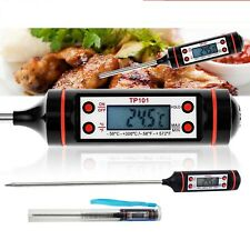 Termómetro Digital de Alimento Sonda De Temperatura Sensor de mermelada de carne Cocina Herramienta para hornear