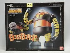 Bandai SOUL OF CHOGOKIN GX-10 BOSS BOROT Mazinger Z diecast godaikin shogun