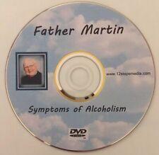 Father Martin Symptoms Of Alcoholism ALCOHOLICS ANONYMOUS DVD FREE SHIPPING RARE