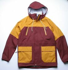 Quiksilver Driver Seat Snowboard Jacket (M) Heritage