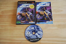 XG3 EXTREME-G RACING pour PlayStation 2