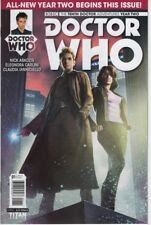 Doctor Who The Tenth 10th Doctor Adventures Year Two #1 comic book TV show