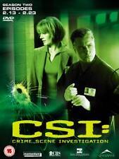 CSI: Crime Scene Investigation - Las Vegas - Season 2 Part 2.13 - 2.23 DVD New