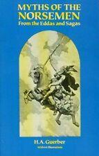 Antiguo Viking Norsemen Medieval Sagas Eddas Mitos Legends Odin Valkyrs Valhalla