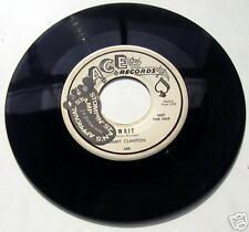 JIMMY CLANTON - Come Back / Wait - Ace 45 RPM (1960)