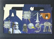 Star Wars Special Edition 1996 Unused KFC Happy Meal Box #B110