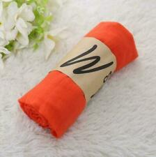 2020 Orange Lady women long candy colors cotton Scarf Wrap Shawl scarves A96