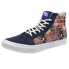 Vans Sk8-hi Slim, Unisex Adults' Hi-Top Sneakers, Multicolour  4 UK 36.5 EU