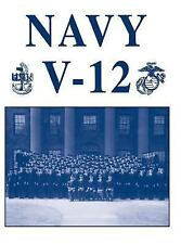 Navy V-12 by Henry C. Herge and Turner Publishing Company Staff (1996, Hardcover