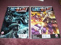 Wildstorm Comics ( CoupD'etat #1-4 WILDSTORM