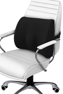 Lumbar Back Support Cushion Orthopaedic Memory Foam Office Desk Chair Car Seat