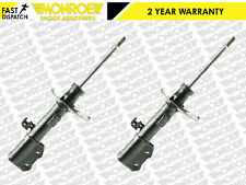 FOR TOYOTA COROLLA FRONT MONROE SHOCK ABSORBER ABSORBERS STRUT PAIR 2001 -2007