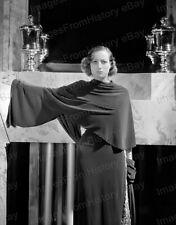 8x10 Print Joan Crawford Beautiful Fashion Portrait 1933 #JC02