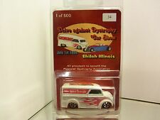 1999 LImited Hot Wheels Custom Dairy Delivery - MOC - 1/64 Scale -