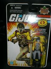 GI Joe Cobra Enemy, Python Patrol Elite Trooper, Code:Name Python Crimson Guard