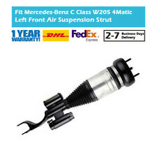 Front Left Air Suspension Strut with ADS Fit Mercedes C-Class W205 4-Matic 2013-