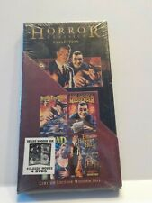 Horror Classics Collection - 4 DVD (DVD, 2003, 4-Disc Set)