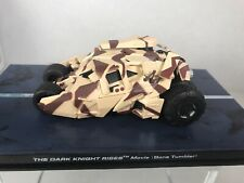 1/43 Diecast Batmobile  Bane Tumbler The Dark Knight Rises Comic Exclusive