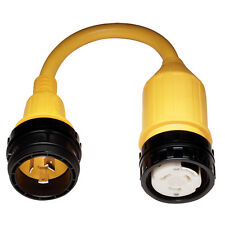 MARINCO 117A PIGTAIL ADAPTER 50A FEMALE TO 30A MALE