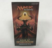 Magic the Gathering Hour of Devastation Prerelease Pack Kit New Factory Sealed