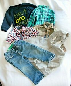Small baby boys Next bundle - age 9 - 12 months
