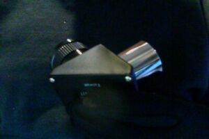 "Celestron - ""Laser Culminated - Barlow / Diagonal Assy."" 90 Degree 1.25"" (Rare)"