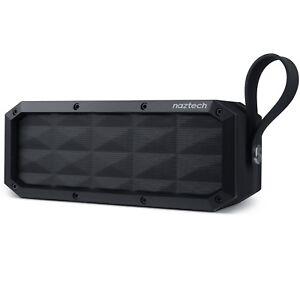 Sound Brick Bluetooth Wireless Indoor/Outdoor Speaker w/Built-in Speakerphone